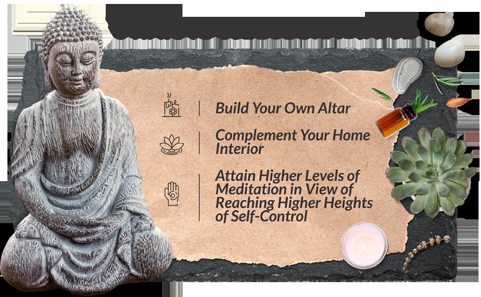buddha statue for home