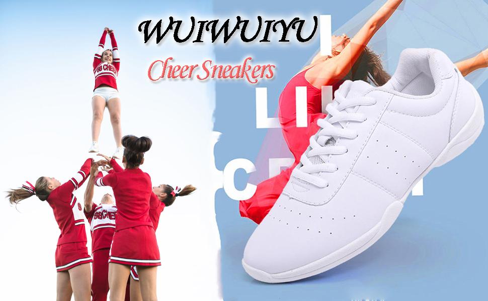 cheer sneakers women