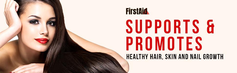biotin hair skin nail growth healthy
