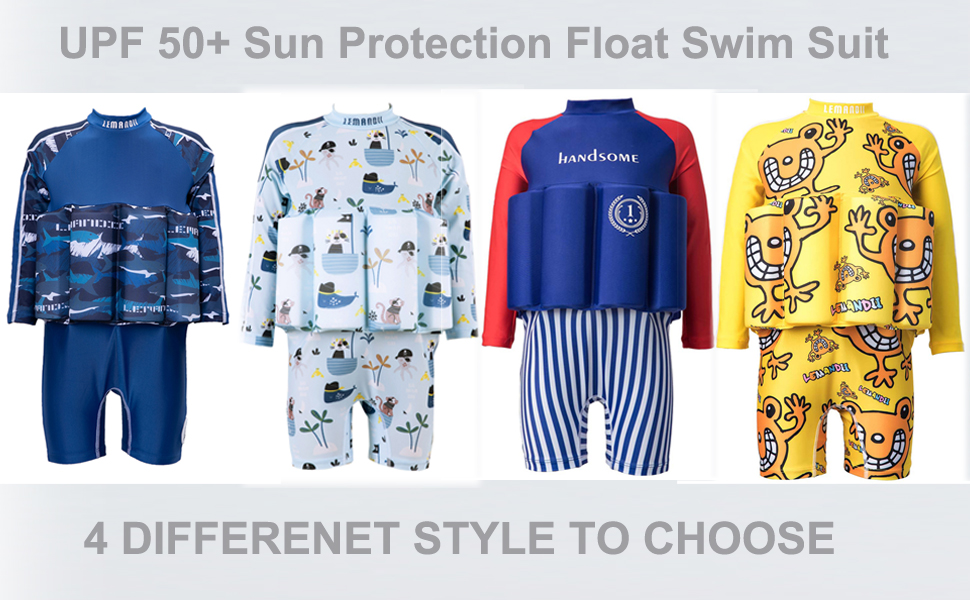 float swimwear UV float swimsuit UV Kids