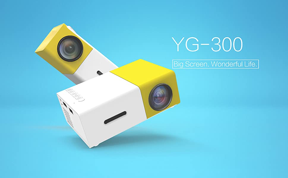 Support 1080P Portable