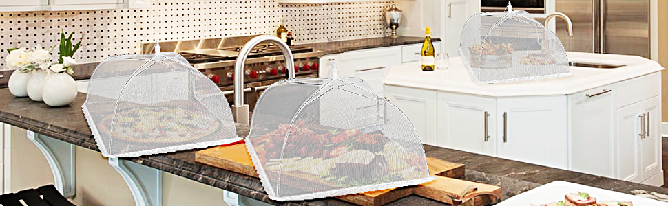 Food Cover Tent for Kitchen