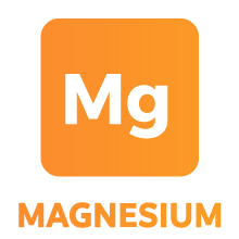 Magnesium mineral supplement for immune system health