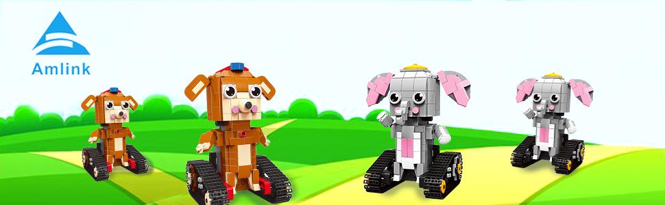 robot for kids 8-12