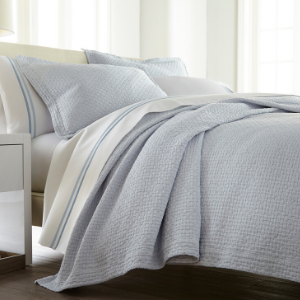 cotton coverlet sham peacock alley luxury