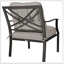 sturdy outdoor chair