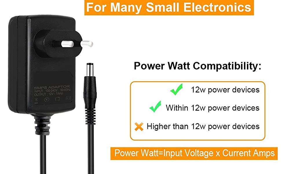 12V 2A Power Supply Adapter for Set Top Box