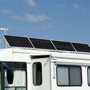 newpowa 180w solar mono be wise go solar