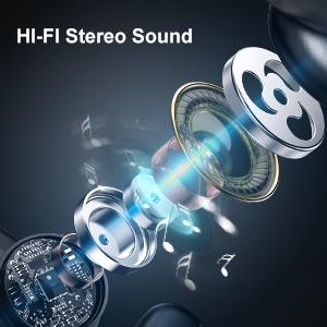 Bluetooh earphones