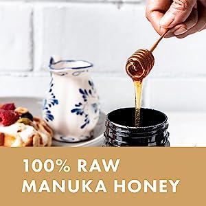 Strong Manuka Honey