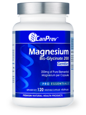 MAGNESIUM BIS-GLYCINATE 200 GENTLE