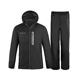 FROGG TOGGS ropa de lluvia con sudaderas men GOWETION wind breakers male windbreaker jacket