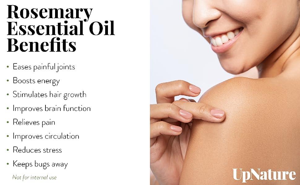 The UpNature essential oil