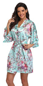 bridal robes for wedding party robes