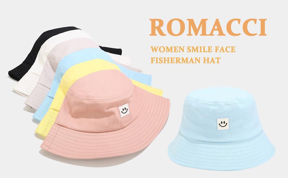 romaci women fisherman hat