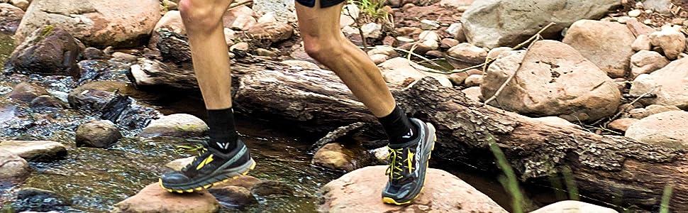 best socks, trail running socks, trail socks, road running socks, sweatproof socks, wicking socks