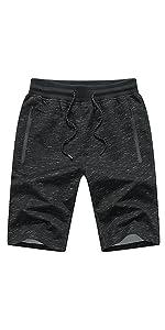 mens jogger shorts