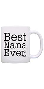 Nana Coffee Mug