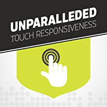 touch responsive screen