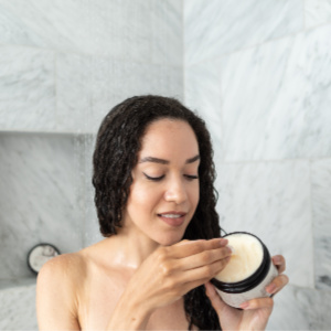 coconut oil deep conditioner hair mask