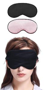 silk eye mask