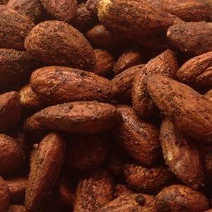 Licorice Almonds