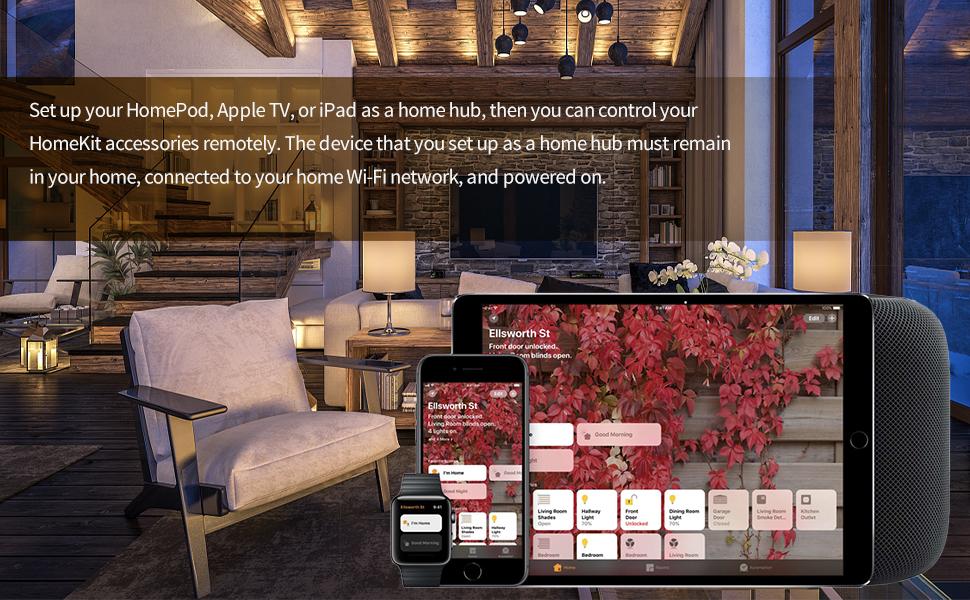 smart bulb google home