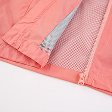 3iloveSIA Women's Rain Jacket Water Resistant Windbreaker Hoodie Pocket