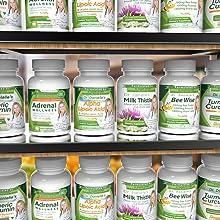 danielle, supplements, doctor, dr, health, pills, adrenal, wellness, support, mg, health, body, well