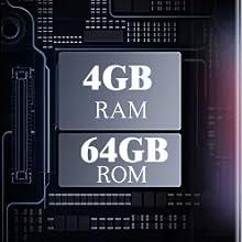 4GB RAM 64GB ROM 128GB Expantion Tablet PC
