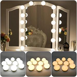 DIY Vanity Mirror Lights Kit