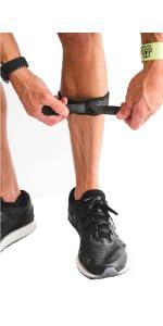 Shin Splint Strap for leg pain and tight legs shin pain