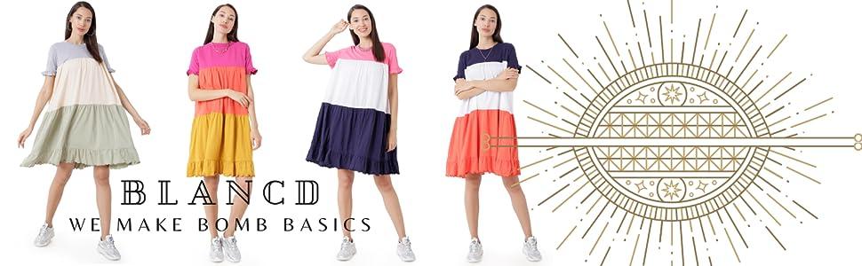 kaftan Blancdindia nightwear Basics upcoming trends latest workwear leisurewear athleisure gym midis