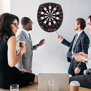digital dart board