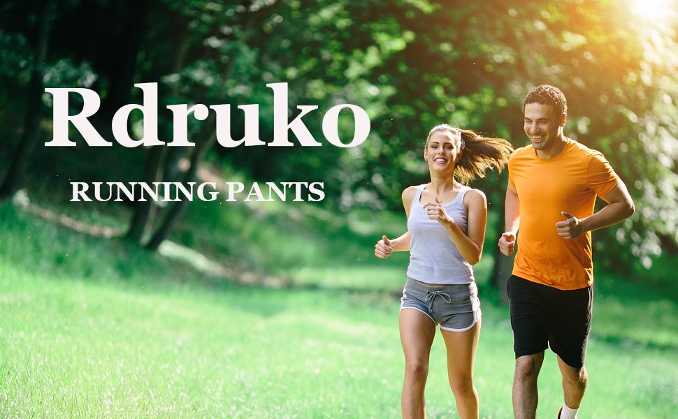 Rdruko Running Pants