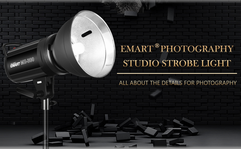 Studio Flash Strobe Light Monolight