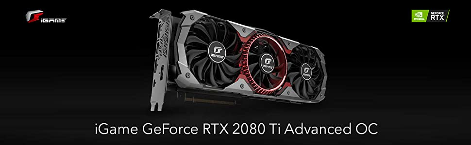 iGame RTX 2080 Ti Advanced OC