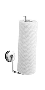 Suction Paper Towel Holder