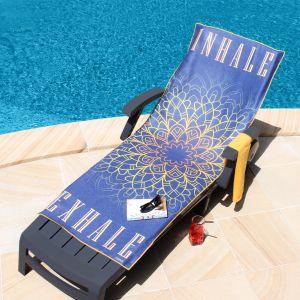 yoga towel, beach towel, sand free towel, travel towel, pool towel, quick drying, absorbent, soft