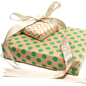 gifts, wrapping paper