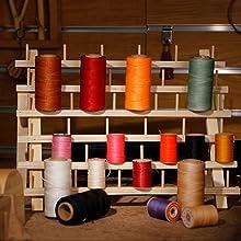 thread holders for spools of thread