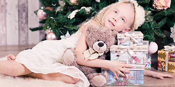Christmas gift for baby girls