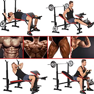 Weightlifting Bed Bench1