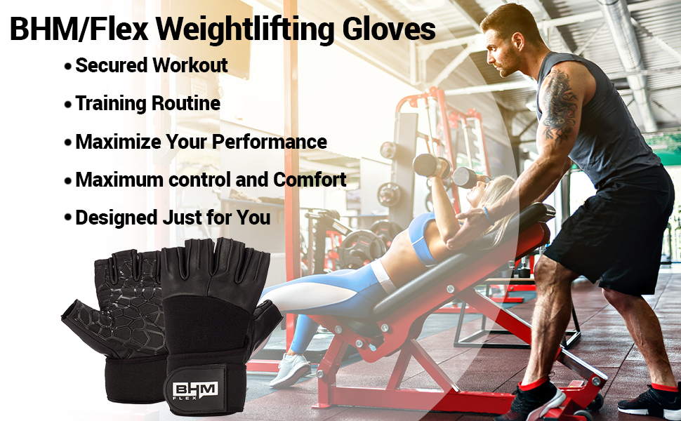weight lighting gloves, workout gloves, workout gloves with wrist support, gym gloves for men,
