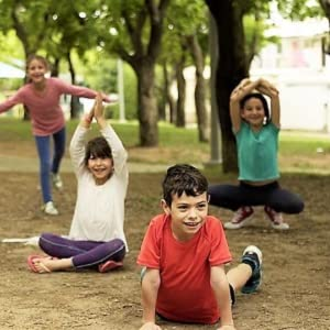 YOGA, FUN, EDUCATIONAL, YOGI, KIDS, MOVE, HEALTH