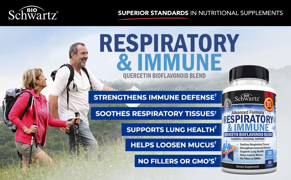 BioSchwartz Respiratory Immune Support