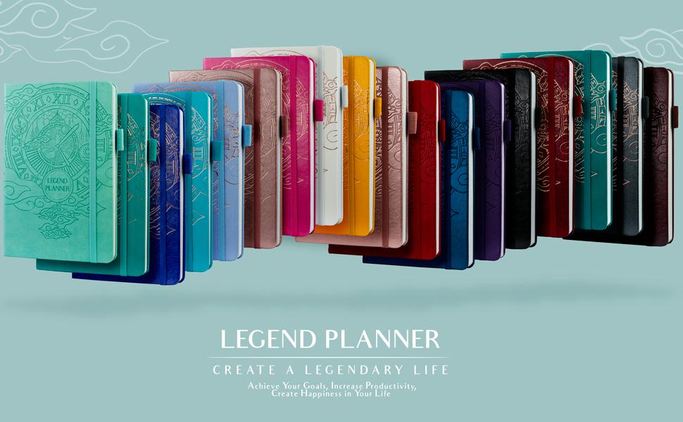 Legend Planner Weekly