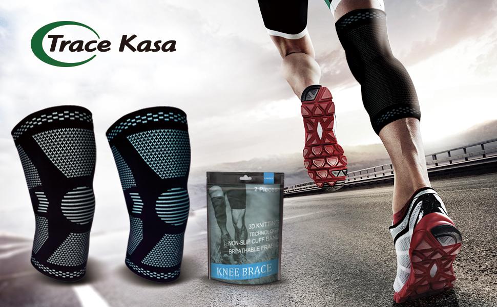 knee brace for running support