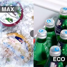 MAX & ECO Modes