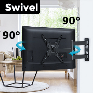 tilting TV wall mount for 35 inch 55 inch TV